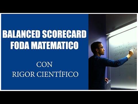 Balanced Scorecard y Foda Matematico con Rigor Cientifico