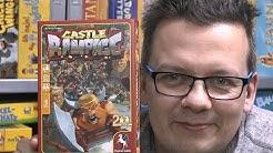 Castle Rampage (Pegasus Spiele) - ab 8 Jahre - richtiges cooles 2er Fun-Spiel!