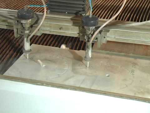 Water Jet Cutting Services For Machine-Ready Blanks
