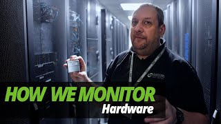 A DAY in the LIFE of a DATA CENTRE | HOW WE MONITOR | EP 2 | HARDWARE!