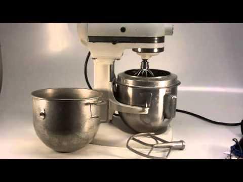 KitchenAid K5-A - YouTube on kitchenaid modelo a modelo k-5, kitchenaid accessories, kitchenaid by hobart, kitchenaid k5 a parts, kitchenaid k-5 a manual,