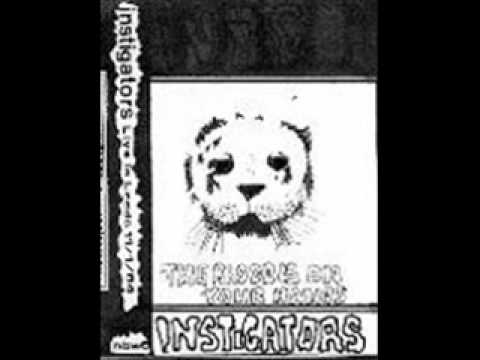 Instigators - The Blood Is On Your Hands 7