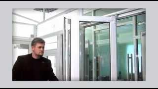 Портальная оконная система Veka FS («гармошка»)(Презентация оконной системы Veka FS., 2014-05-19T07:13:40.000Z)