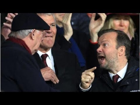What Man Utd 'row' between Ed Woodward and Sir Alex Ferguson was all about- transfer news today