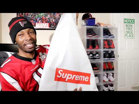 WHAT DID I BUY FROM SUPREME PT.2