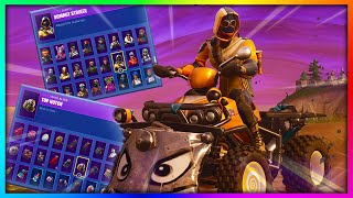 "Before You Buy ""SUMMIT STRIKER"" - All Skins and Back Bling Combinations in Fortnite (STARTER PACK)"