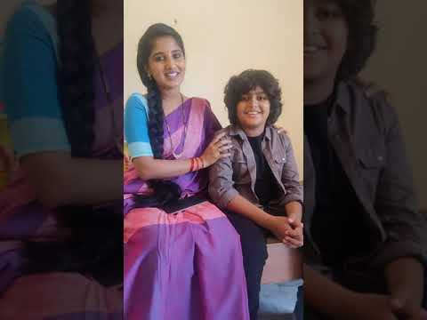 "Kalyanavaibhogam  Meghana Lokesh Bite for ""VRKSATISH PHOTOGRAPHY"" II LuckyStarchekry_official insta"