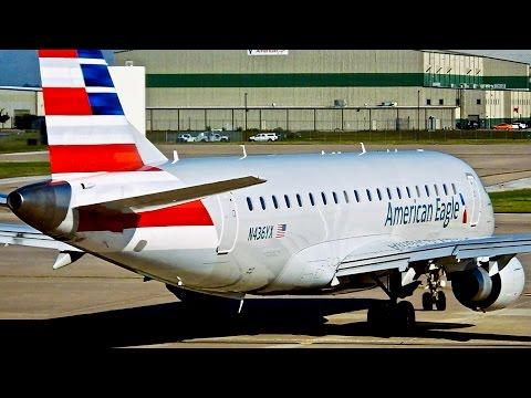 Northwest Arkansas (XNA) Spotting – Delta/United – Embraer ERJ-175 & More – Spotting Series Ep. 190