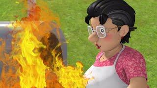 Strażak Sam ⭐️ Awaryjne letnie wyżywienie! Nowe odcinki   Kreskówki dla dzieci