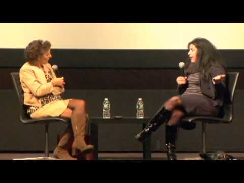 Conversation with Majane Satrapi