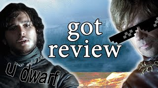 Jon & Tyrion | GOT REVIEW (Season 1)