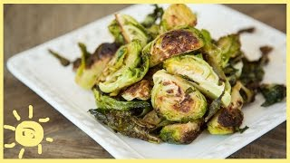 Eat | Roasted Brussel Sprouts