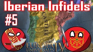 EU4 - NAVARRAN INDEPENDENCE WAR - Iberian Infidels - Episode 5