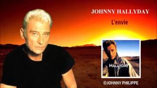 Johnny Hallyday  L'Envie