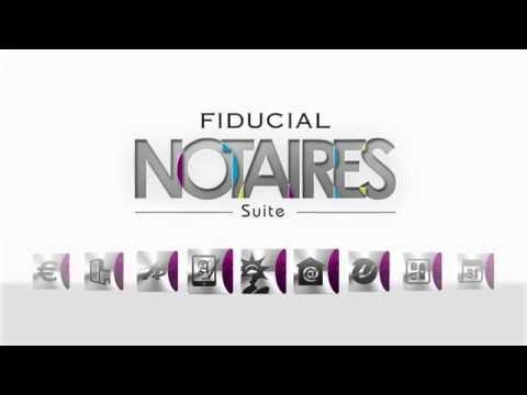 FIDUCIAL Notaires Suite - présentation
