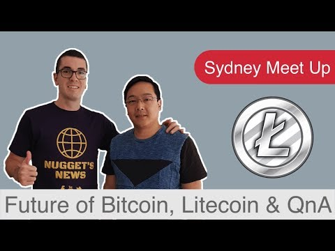 Charlie Lee - Future of Bitcoin & Litecoin