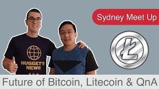 Charlie Lee - Future of Bitcoin & Litecoin