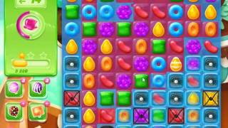 Candy Crush Jelly Saga Level 344 - NO BOOSTERS
