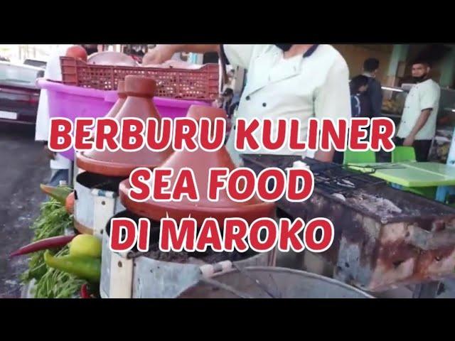 BERBURU KULINER SEAFOOD SEGAR DAN MURAH MERIAH