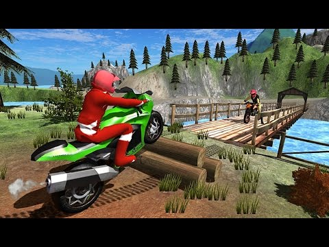 Moto Racer Dirt 3D - Android Gameplay HD