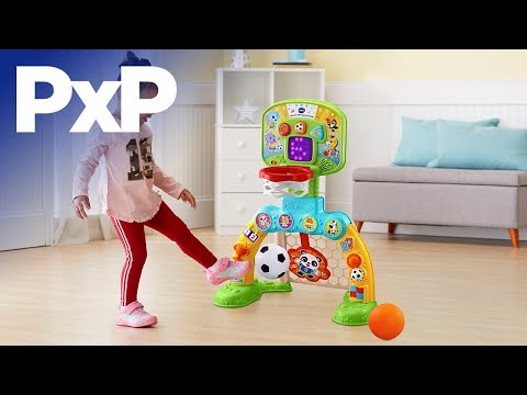 VTech's infant & preschool toy line teaches kids as they grow! | A Toy Insider Play by Play