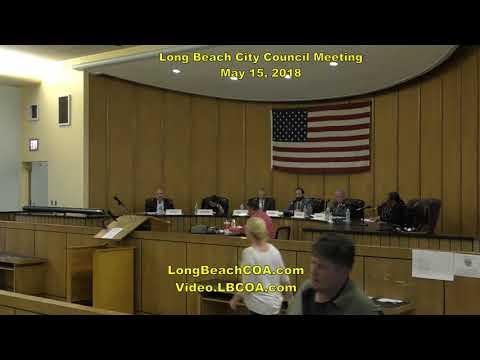 Long Beach NY City Council Meeting 05/15/18