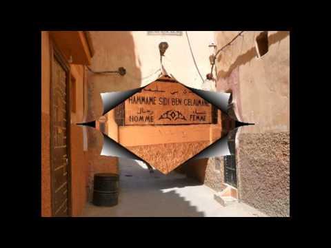 Marrakech Rue Sidi Ben Slimane - إذاعة مراكش ـ برنامج الحومة القديمة - حومة سيدي بن سليمان - الجزء2