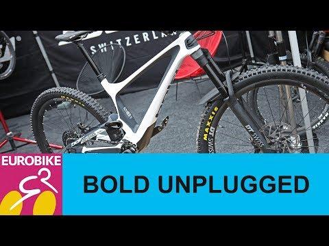 Bold Unplugged 2019 Presentation - Eurobike 2018