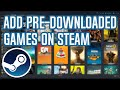 How to Install a Downloaded Steam Game
