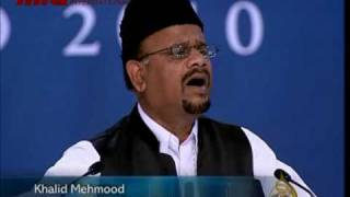 2. Nazam - Concluding-Session Jalsa Salana Germany 2010 part1/2