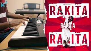 Rakita Rakita Rakita - Jagame Thandhiram | Keyboard Cover | K Square