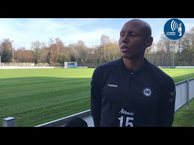 Interview med Ayo Simon Okosun