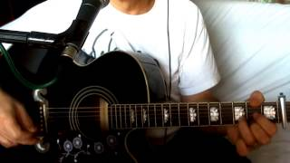 Baby You´re A Rich Man ~ The Beatles - MacLen ~ Acoustic Cover w/ Epiphone EJ-200CE BK