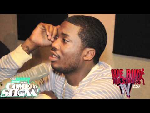 MEEK MILL ON COSMIC KEV COME UP SHOW ( INTERVIEW ) 5/6/11