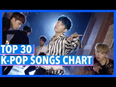 K-VILLE'S [TOP 30] K-POP SONGS CHART - APRIL 2017 (WEEK 4)