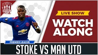 Download Video Stoke City vs Manchester United LIVE STREAM Watchalong & Highlights MP3 3GP MP4