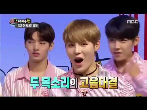 170820 Section TV - Wanna One Cut