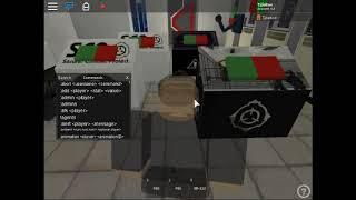 ROBLOX Jailbreak Scp 682 breach in gate b
