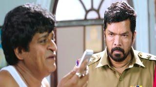 Oka Laila Kosam Comedy Scenes - Pandu Hilarious Comedy Scene - Posani Krishna Murali
