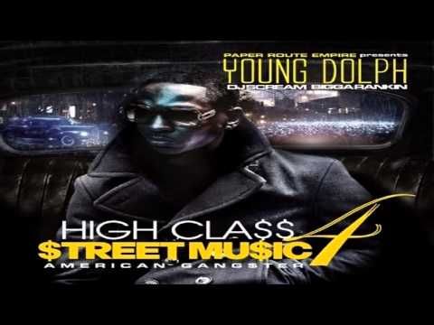 Young Dolph   Dollar Signs High Class Street Music 4 American Gangster (NEW)
