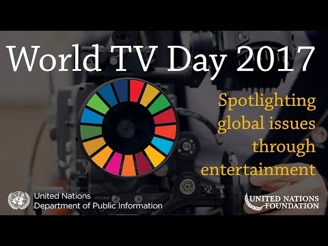 World TV Day 2017