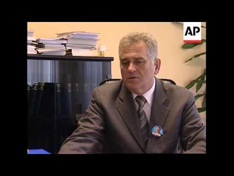 Parliament speaker predicts future pro-Western government will not last