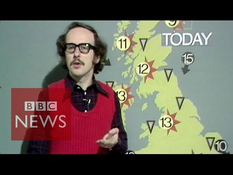 BBC Forecasts: 40 Years Since Weather  Symbols Introduced - BBC News