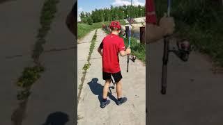 Рыбалка летом щука