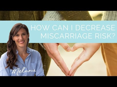 How can I decrease miscarriage risk? 3 nutrition tips from a dietitian | Nourish with Melanie #85