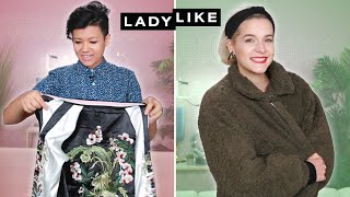 We Ordered Jackets Off Amazon • Ladylike