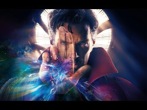 Film Dr.Strange Animation Cartoon Terbaik Sub Indo