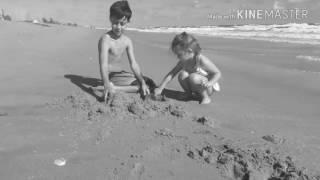 Черно-белый клип/Ocean