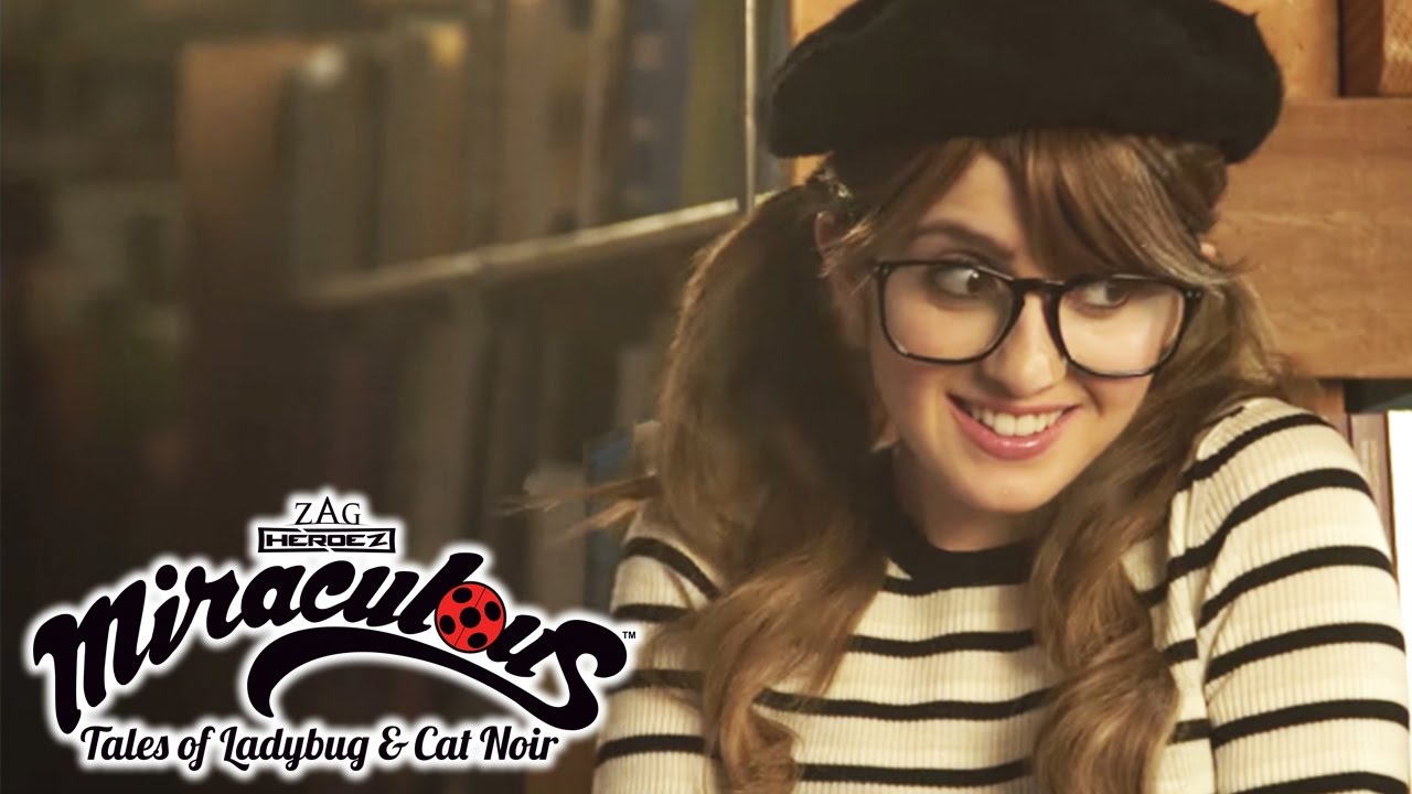 Download Miraculous Ladybug - Laura Marano | Behind the Scenes | Theme Song Music video