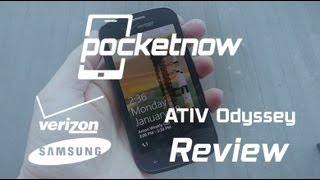 Samsung ATIV Odyssey Review   Pocketnow thumbnail